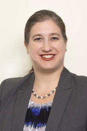 Helena Ciechanowski, JD, dedicated volunteer member of the White Horse Village Board of Directors