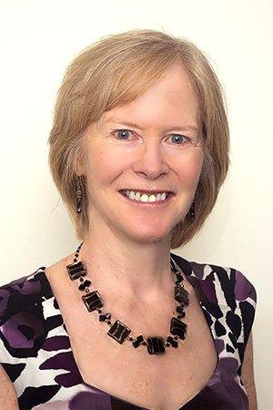 Pamela Hansen, dedicated volunteer member of the White Horse Village Board of Directors