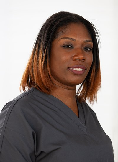 White Horse Village highly-trained caring staff member Wanda Joseph