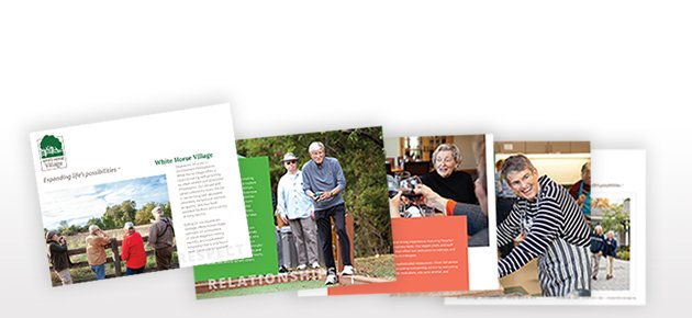 White HorseVillage Informational Brochure
