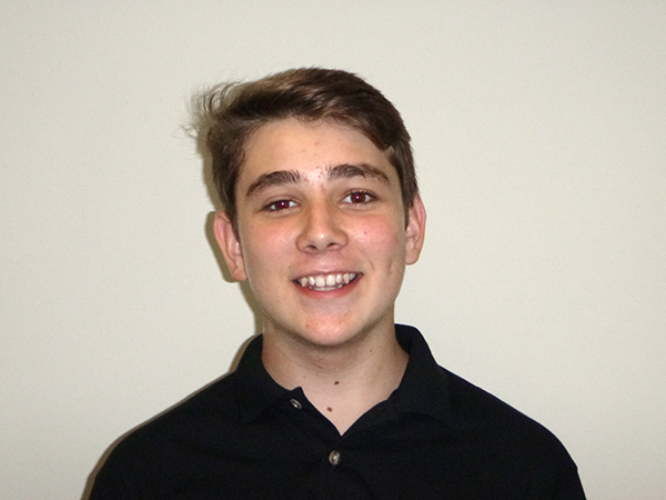 Photo of team member Andrew Lawrence
